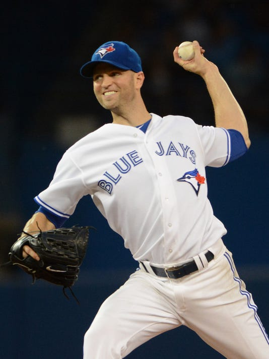 USP MLB: CHICAGO WHITE SOX AT TORONTO BLUE JAYS S BBA CAN ON