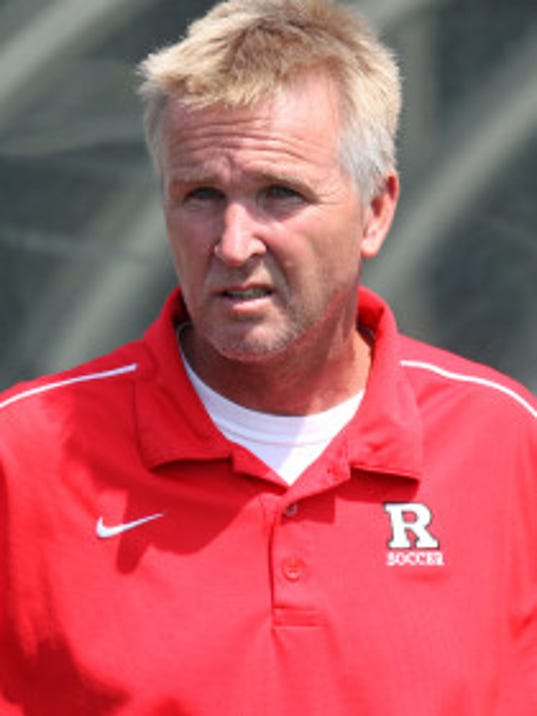 Dan Donigan led the Scarlet Knights to the NCAA Tournament in just his second campaign in 2011. (Photo by Mark R. Sullivan)