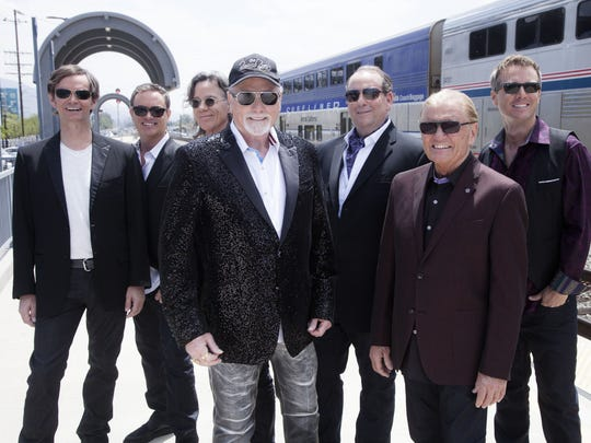 The Beach Boys will perform at their Holiday, Harmonies and Hits  Dec. 7 at the Fred Kavli Theatre in Thousand Oaks.