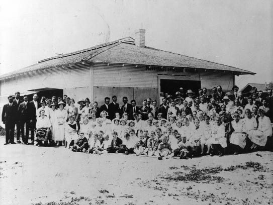 Chandler United Methodist Church (1918)