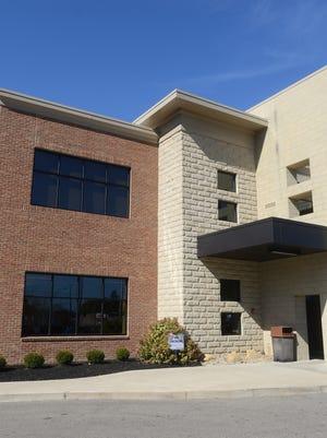 The Muskingum Valley Health Center on Adair Avenue.