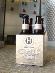Grand Cru is one of Hinterland's limited release brews.