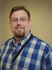 Sean Farmer, Special Programs Instructional Assistant,