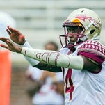 The marriage between De'Andre Johnson and Florida State turned out to be a short one.