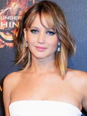 Actress Jennifer Lawrence attends 'The Hunger Games: Catching Fire' Party during The 66th Annual Cannes Film Festival at Baoli Beach on May 18, 2013 in Cannes, France. On Sept. 26, 2013, Deadline.com reported that Lawrence will star in a remake of 'East of Eden.'