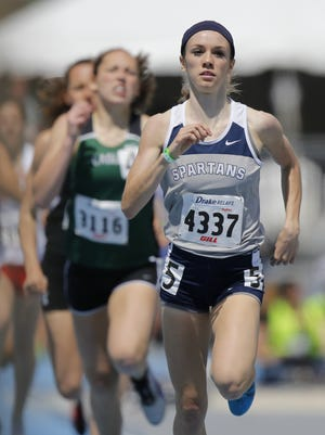 A judge upheld the Iowa Girls' High School Athletic Union's decision that Pleasant Valley runner Kaley Ciluffo was ineligible due to competing in several track meets against college athletes, which is a violation of state high school rules. Due to Ciluffo's ineligibility, Pleasant Valley was stripped of the Class 4-A crown.