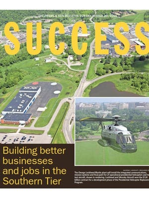 2015 SUCCESS section.