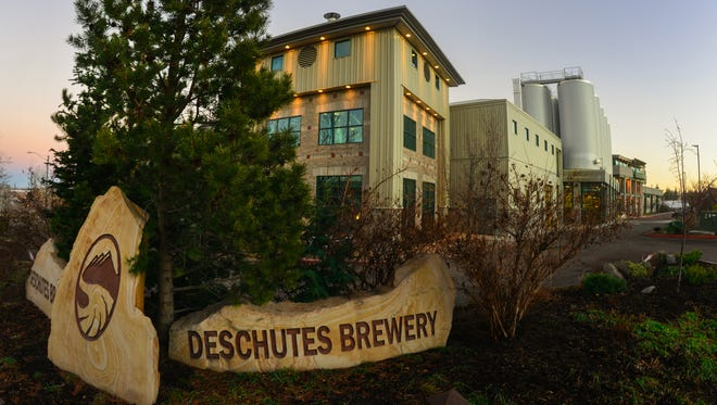 Deschutes Brewery, based in Bend, has announced that it will expand distribution to 49 counties and 17 independent cities in the southwest and central portions of Virginia beginning in August.  This announcement follows the company's announcement in March that it would build an East Coast brewery in Roanoke, Virginia.