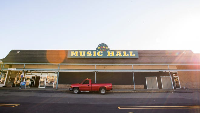 Magic City Music Hall, at 1240 Front St in Binghamton.