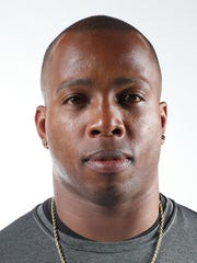 Maurice McClain from LaBelle High School is The News-Press boys weightlifting coach of the year.