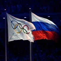 Probe: More than 1,000 Russian athletes involved in doping