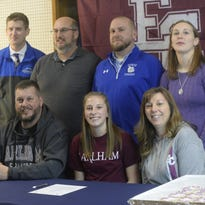 More than a runner, Newman taking skills to Earlham College