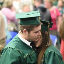 Photos from Wilson Memorial H.S. Graduation