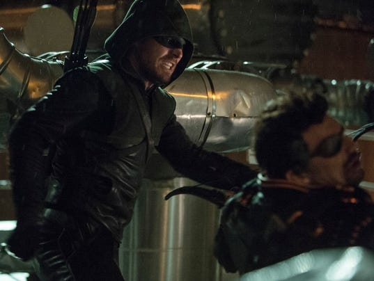 Arrow finale still