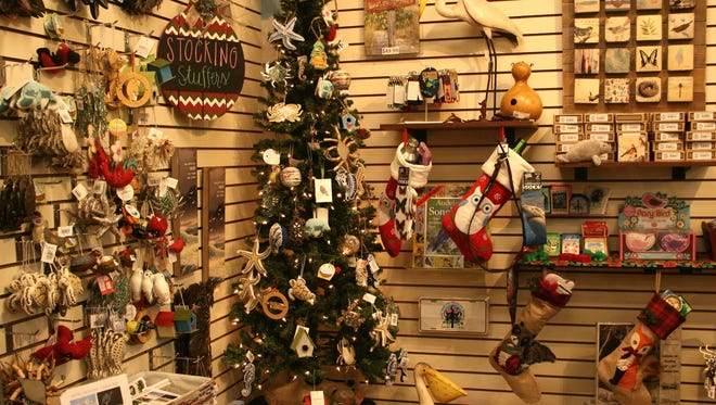 The Refuge Nature Store's third annual Happy Hour Holiday Shopping event will be held on Thursday, Dec. 3.
