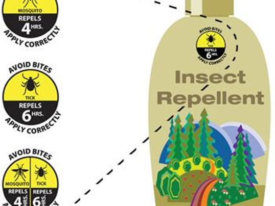 Insectlabel