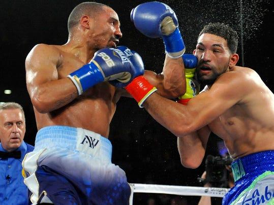 Andre Ward beats Edwin Rodriguez