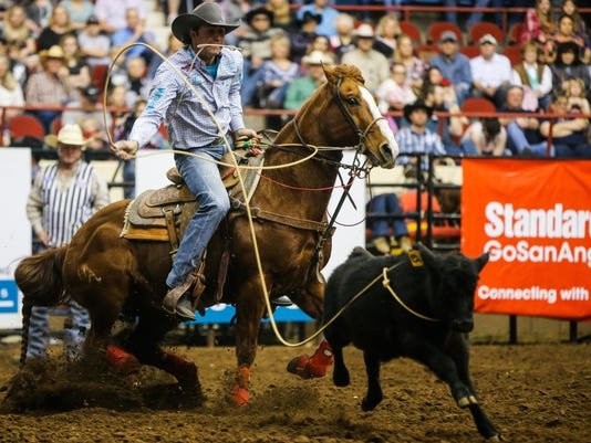 San Angelo Stock Show & Rodeo: 6th performance, Feb. 11, 2017