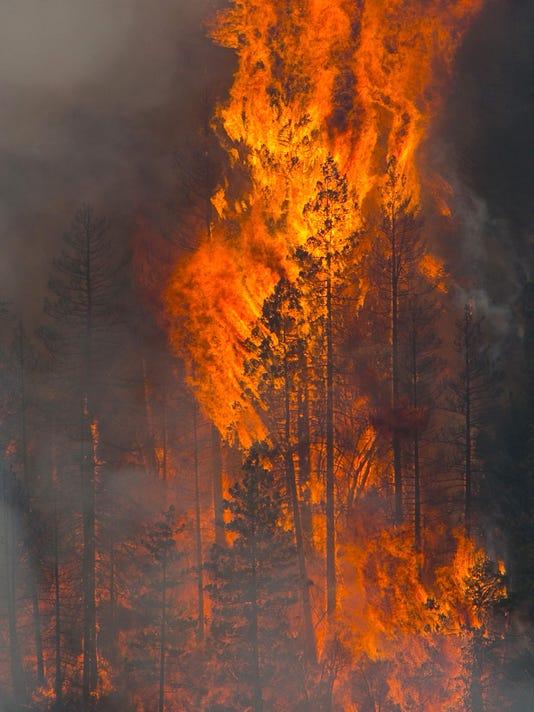 Arizona wildfire season