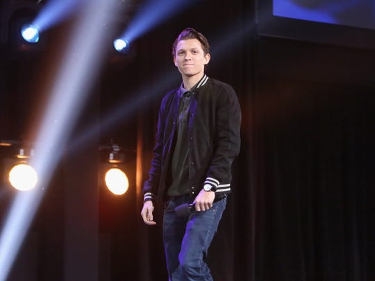 Tom Holland makes his mark in 'Avengers: Infinity War'