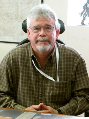 Black Range District Ranger Larry Cosper retired on Dec. 31 after 28 years with the Forest Service.