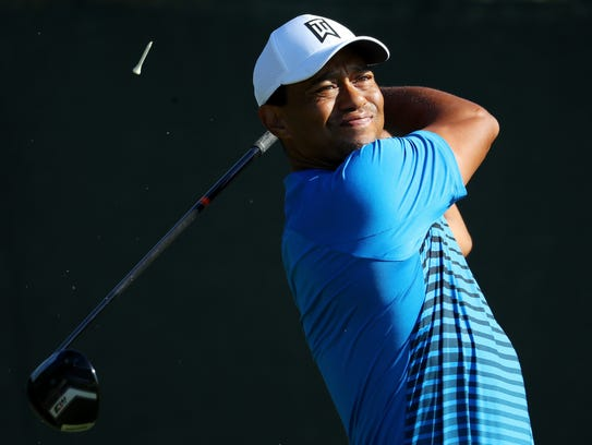 Tiger Woods is 10 years removed from winning his final