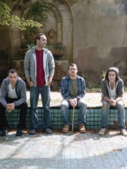 Rock band Brand New will perform on July 6 in Old National Centre.