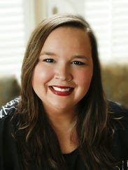 Amy Button, co-founder of Flower City Philanthropy