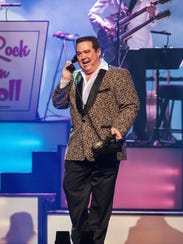 Lynwood Sasser as the Big Bopper