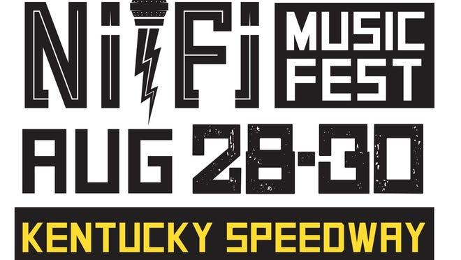 The NiFi Festival logo.