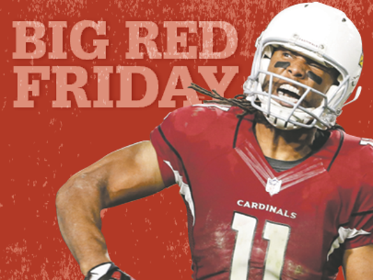 Big Red Friday