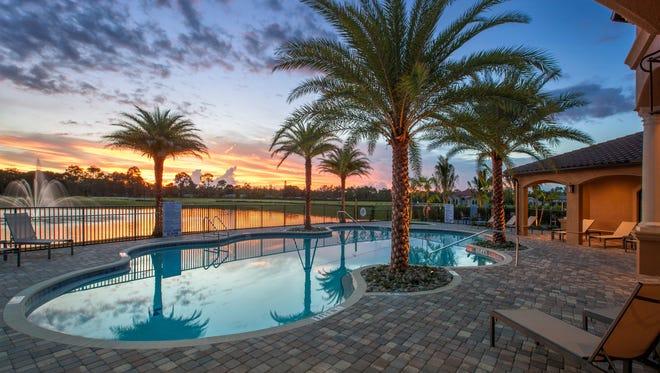 Homeowners at Bonita Lakes, Cordova at Spanish Wells, and Palazzo at Naples enjoy the beautiful Southwest Florida lifestyle.