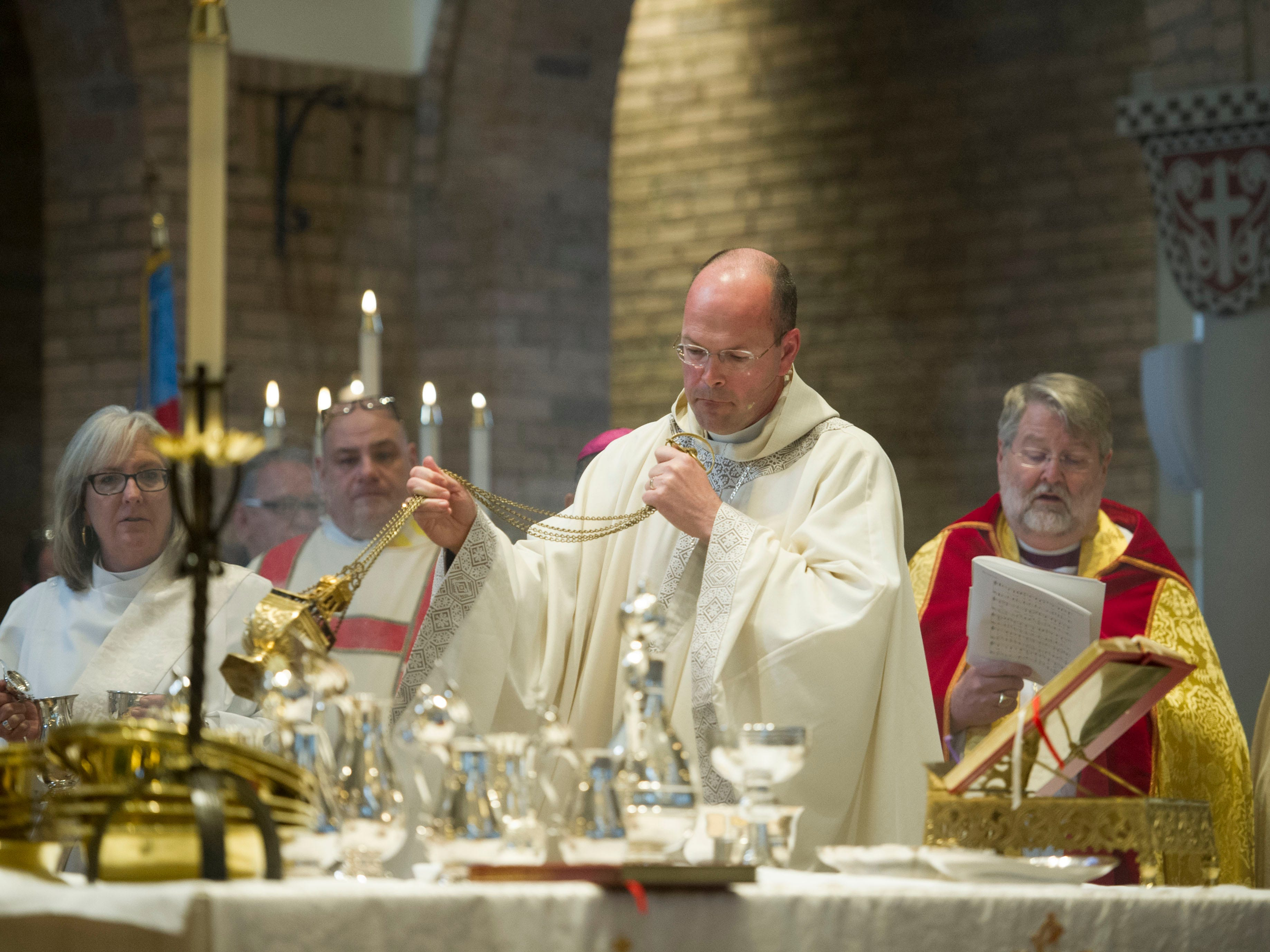 Gay clergy in the episcopal church