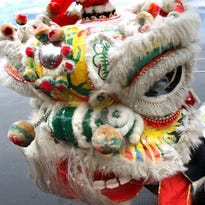 Waukesha's Golden Gate Restaurant celebrates Chinese New Year with lively lion dance