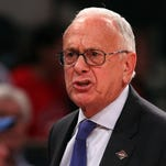 Larry Brown has coached 10 seasons at three universities.