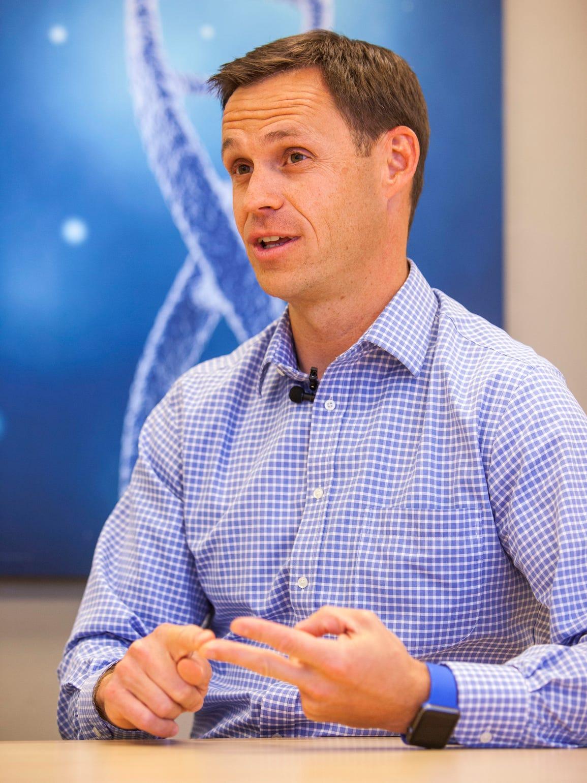 Executive Director Lincoln Nadauld explains how Intermountain