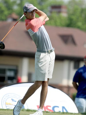 Will Grimmer Tee's Off at the USGA Qualifier at Maketwah Country Club on Monday.