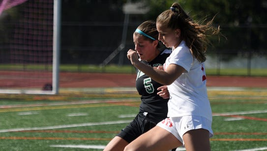 Cass McCabe (white) and Northern Highlands will host