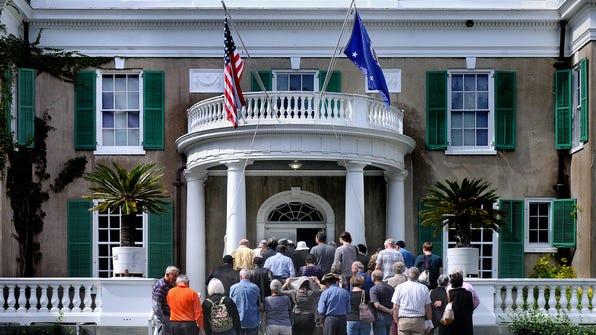 The Home of Franklin D. Roosevelt National Historic