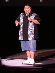 """Comedian Gabriel """"Fluffy"""" Iglesias performs regularly in El Paso. He performed the first of three sold-out shows at the Plaza Theatre in 2009."""