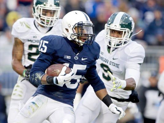 Michigan State at Penn State