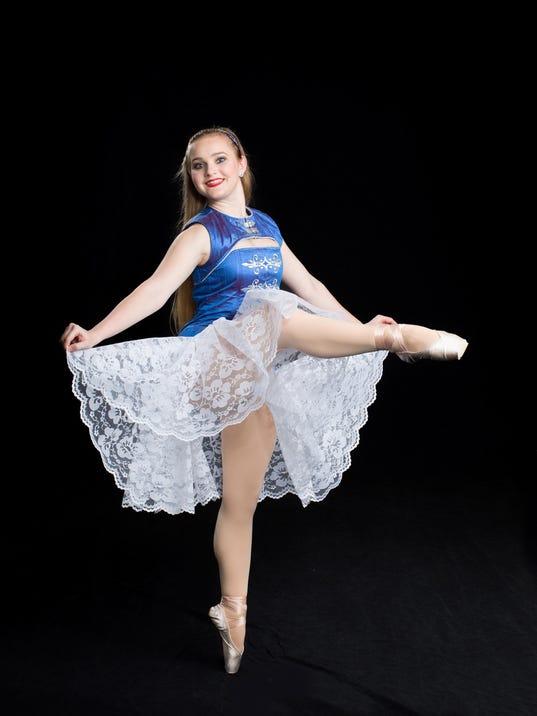 Ballet Arts AJ Abellera - AJ Studios Photography