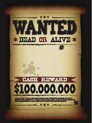 Bounty hunting isn't like you'd think.