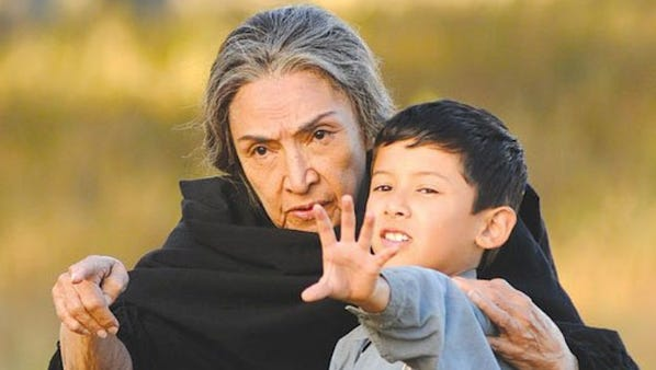 """Bless Me, Ultima"""" (2013) is based on a novel by Rudolfo Anaya, filmed in Abiquiu, NM"""