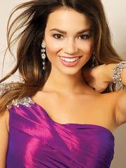 Maria Rendina of Monroe took the  Miss Michigan Teen USA title on Saturday.