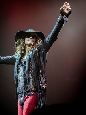 Rock icon Steven Tyler is embarking on a solo tour this summer.