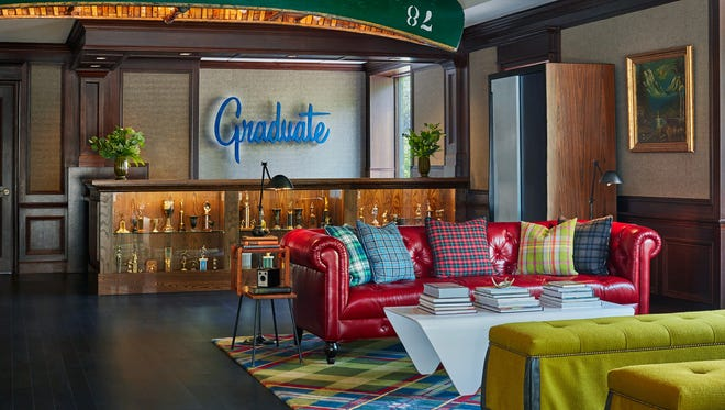 AJ Capital launched the Graduate Hotels brand targeting college towns in 2014.