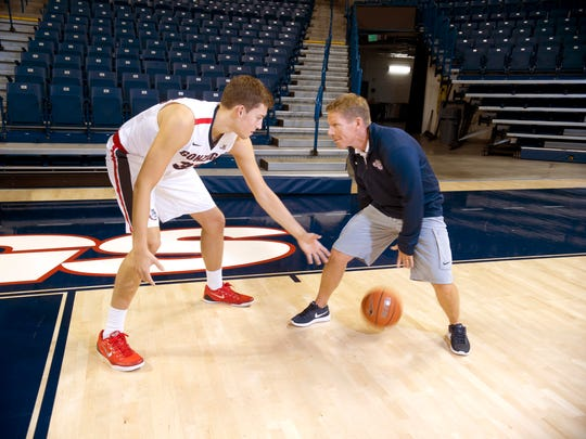 Gonzaga's Kyle Wiltjer transferred from Kentucky to