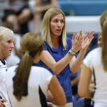 Great Falls High s head volleyball coach Katherine Sunwall and the Bison open the season Saturday.