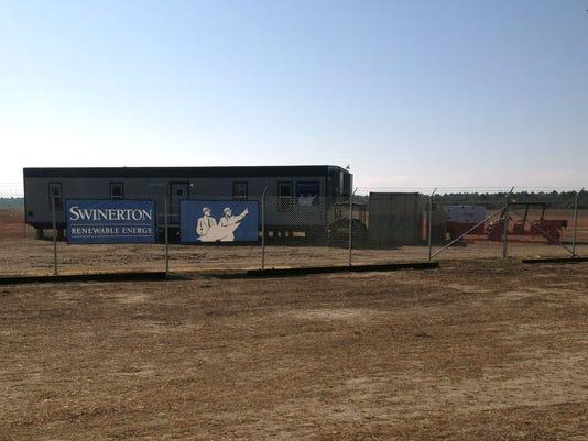 Holley Field futre Solar Energy Farm 3